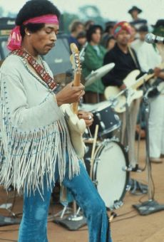 Películas de Jimi Hendrix