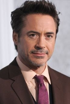 Películas de Robert Downey Jr.