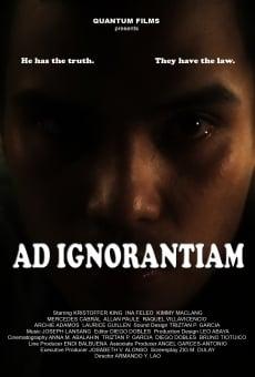 Ver película Ad Ignorantiam