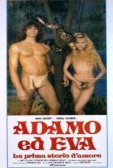 Ver película Adán y Eva. La primera historia de amor