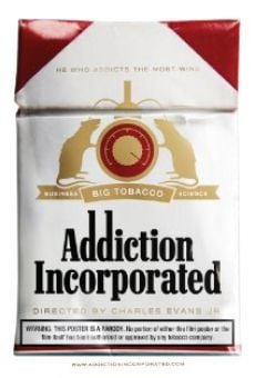 Película: Addiction Incorporated