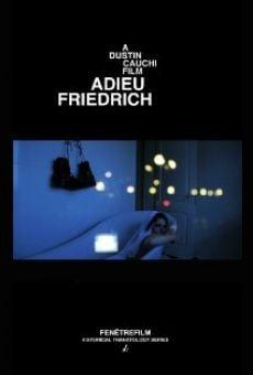 Adieu Friedrich