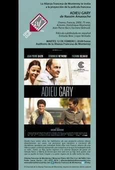 Ver película Adieu Gary