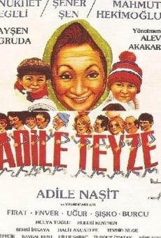 Ver película Adile Teyze