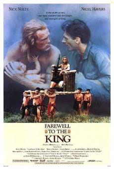 Ver película Adiós al rey