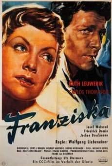 Ver película ¡Adios, Franziska!