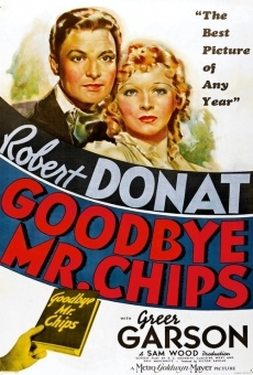 Adiós, Mr. Chips online gratis