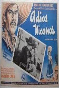 Ver película Adiós Nicanor