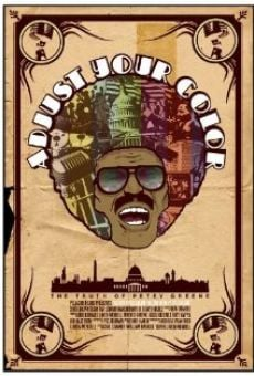 Adjust Your Color: The Truth of Petey Greene online kostenlos