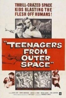 Ver película Adolescentes del espacio exterior