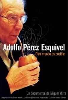 Ver película Adolfo Pérez Esquivel. Otro mundo es posible