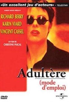 Adult re mode d 39 emploi 1995 film en fran ais - Mode d emploi gratuit ...