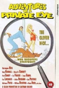 Ver película Adventures of a Private Eye