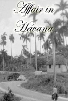 Ver película Affaire en La Habana