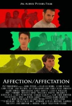 Película: Affection/Affectation