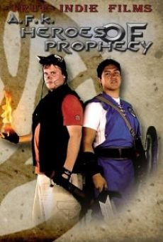 AFK: Heroes of Prophecy on-line gratuito