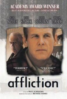 Ver película Aflicción