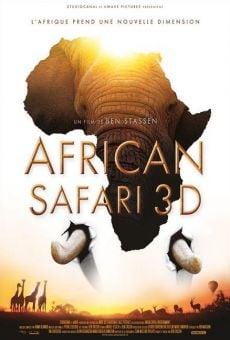 African Safari 3D online