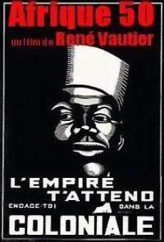 Ver película África 50