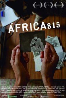 Película: África 815