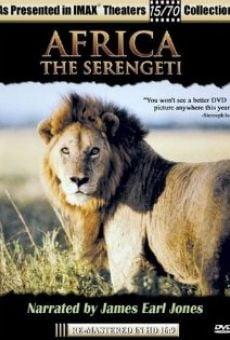 Ver película África - El Serengeti
