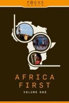Africa First: Volume One online