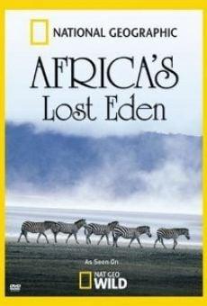 Ver película Africa's Lost Eden