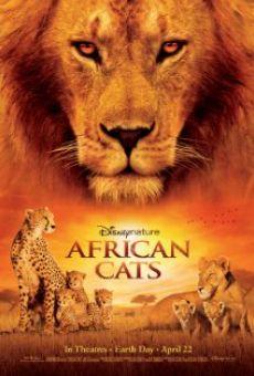 Watch African Cats online stream