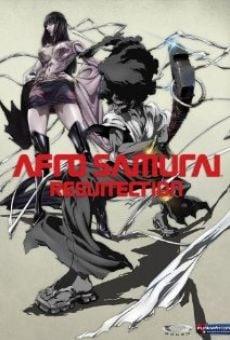 Ver película Afro Samurai: Resurrection