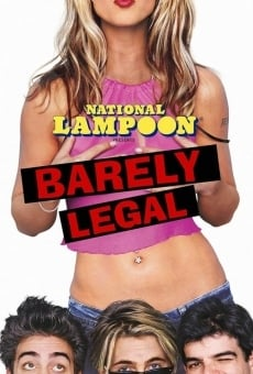 Barely Legal - Doposcuola a luci rosse online
