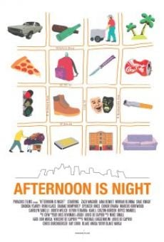 Afternoon Is Night online streaming