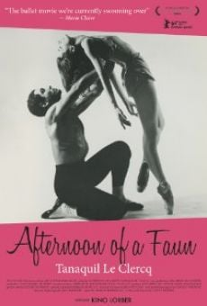 Película: Afternoon of a Faun: Tanaquil Le Clercq