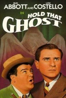 Ver película ¡Agárrame ese fantasma!