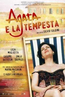 Ver película Agata e la tempesta (Ágata y la tormenta)