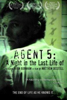 Agent 5: A Night in the Last Life of en ligne gratuit