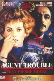Ver película Agent trouble