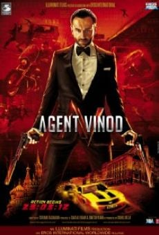 Ver película Agent Vinod