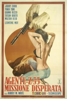 Ver película Agente Z-55, misión Hong Kong