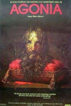 Ver película Agonía: La vida y muerte de Rasputín