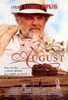Ver película Agosto