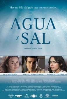 Ver película Agua y sal