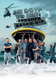 Ah Boys to Men 3: Frogmen on-line gratuito