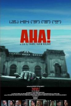 Ver película Aha!
