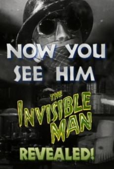 Now You See Him: The Invisible Man Revealed! on-line gratuito