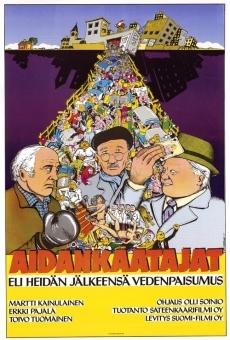 Ver película Aidankaatajat