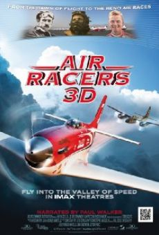 Watch Air Racers 3D online stream