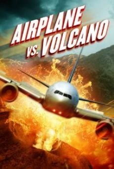 Ver película Airplane vs Volcano