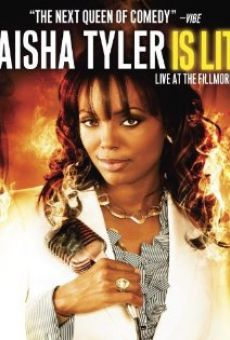 Película: Aisha Tyler Is Lit: Live at the Fillmore