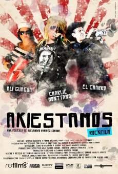 Ver película Akiestamos