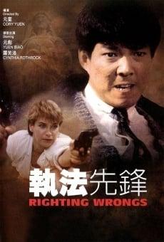 Ver película Al borde de la ley